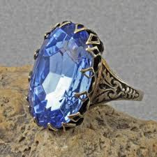 big stone rings images Another great ring from harry wood you can make rings too