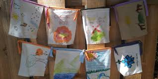 Prayer Flags Prayer Flags Fly In Solidarity With People U0027s Climate March Huffpost