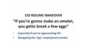 Taleo Resume 4 Tips To Get Around Resume Filtering Cio