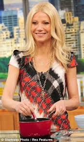 Gwyneth Paltrow Diet Would You Feed Your Family Cabbage Crisps Or - Gwyneth paltrow notes from my kitchen table