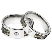his and camo wedding rings his and camo rings mossy oak camo wedding rings fly camo