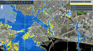 Maps G Significant Changes In New Onslow Flood Maps