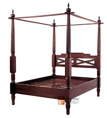 bedding four poster frame canopy beds king size andreas image of