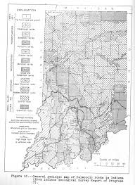Indiana vegetaion images Indiana 39 s geologic processes jpg
