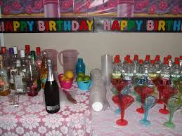 good cocktail birthday party ideas part 1 25th birthday