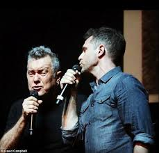 Jimmy Barnes Official Website Jimmy Barnes And David Campbell Share A Selfie In Sydney Daily