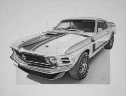 cars drawings 164 best art of muscle cars images on pinterest muscle cars car