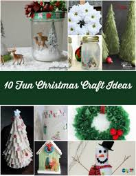10 fun christmas craft ideas southern krazed