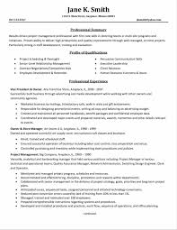 Best Resume Set Up by Best Sample Cover Letter Operation Examples Sales Operations Cover