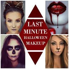 last minute halloween costumes for adults last minute makeup ideas for mugeek vidalondon