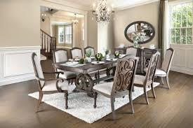 august grove abbottstown 9 piece dining set u0026 reviews wayfair