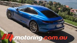 ugly porsche 2017 porsche panamera turbo review youtube