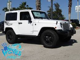 2017 jeep wrangler new 2017 jeep wrangler winter sport utility in daytona beach