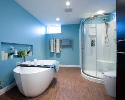 White And Wood Bathroom Ideas Bathroom Your Blue Gray Colors Sign Bathrooms With Top Tub Tile
