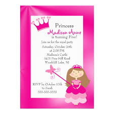 5th birthday soccer pink birthday invitations by invitation duck