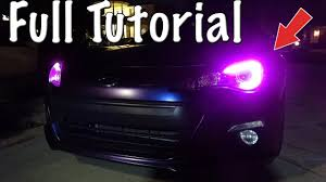 subaru headlight names how to install diode dynamic multicolor headlights subaru brz
