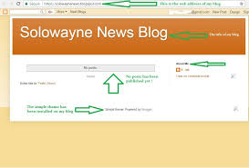 blogger com how to start a blog in cameroon a step by step guide with
