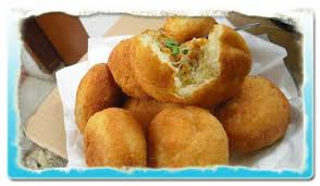 cara membuat donat isi ayam resep roti goreng isi ayam pedas berita curan