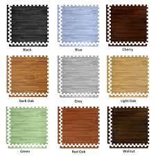 10x10 interlocking wood tile trade flooring
