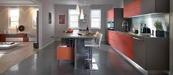 idee cuisine design cuisine ouverte sur salon en 55 ides open space superbes idee