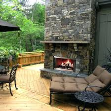 best outdoor stone fireplace suzannawinter com