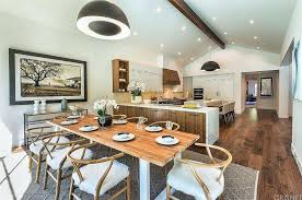 ceiling lights dining room dining area ceiling the recessed lights scattered perfectly on the