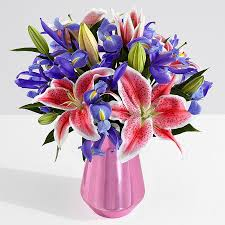 flower bouquet pictures lilies flower arrangements from 29 99 proflowers