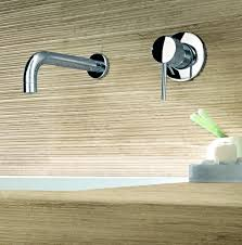 bathroom wall mounted faucet peerless wall mount kitchen faucet