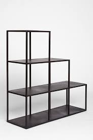 bookcases ideas adorable black metal bookcase design red metal