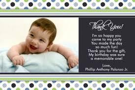 birthday thank you card blue lime boy birthday thank you card