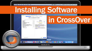 run windows software on mac with crossover codeweavers