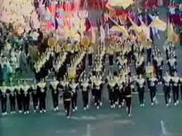 macy s thanksgiving day parade bonnabel hs bruin band 1976