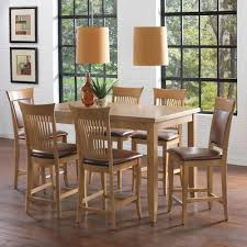 pub height table and chairs canadel custom dining high dining customizable counter height