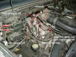 engine for ford f150 how to clean your engine s throttle on your ford f150