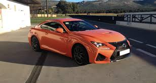 what company makes lexus why the lexus rc f coupe will you think about