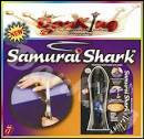 samurai shark instructions