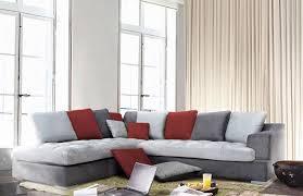 canapé d angle basika canapé d angle à gauche majorca gris foncé gris perlé