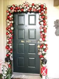 front door christmas decorations peeinn com