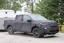 honda truck lifted honda ridgeline spy new car release date and review by janet