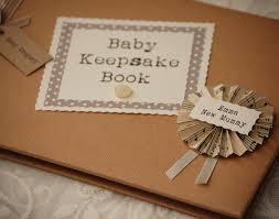 baby keepsake book new baby keepsake scrapbook album vintage twee
