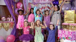 host a magical sofia the first party for your princess youtube