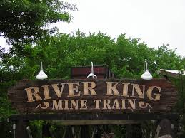 6 Flags Saint Louis River King Mine Train Wikipedia