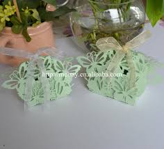 butterfly favor boxes laser cut butterfly favor box candy gift wedding gift box ideas