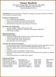 How To Create A Best Resume by Examples Of Resumes Best Cv Resume Format Latest Intended For
