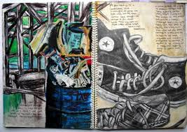 art sketchbook presentation ideas google search sketchbooks