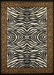 Zebra Area Rug 8x10 Large Leopard Print Area Rug Zebra Print Area Rug 8x10 Not Just