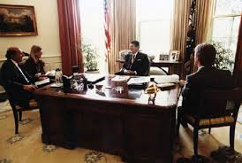 reagan oval office marvin l stone in reagan s oval office