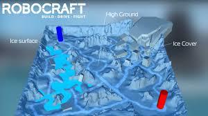Planet Map Robocraft Map