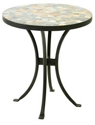 small round outdoor side table patio mosaic patio furniture outdoor side tables mosaic table end
