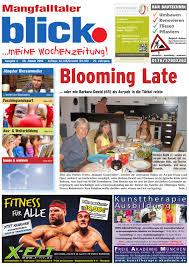 Grieche Bad Aibling Mangfalltaler Blick Ausgabe 04 2016 By Blickpunkt Verlag Issuu
